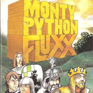 Buy Monty Python Fluxx only at Bored Game Company.