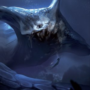 Buy Abyss: Leviathan only at Bored Game Company.
