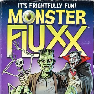 Buy Monster Fluxx only at Bored Game Company.