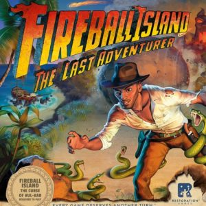 Buy Fireball Island: The Curse of Vul-Kar – The Last Adventurer only at Bored Game Company.