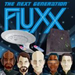 Buy Star Trek: The Next Generation Fluxx only at Bored Game Company.