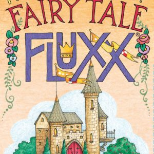 Buy Fairy Tale Fluxx only at Bored Game Company.