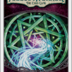 Buy Arkham Horror: The Card Game – Shattered Aeons: Mythos Pack only at Bored Game Company.