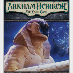 Buy Arkham Horror: The Card Game – Guardians of the Abyss: Scenario Pack only at Bored Game Company.