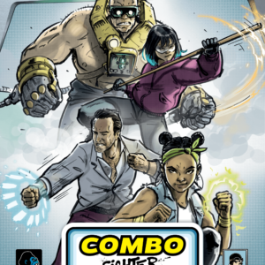 Buy Combo Fighter only at Bored Game Company.