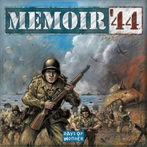 Buy Memoir '44 only at Bored Game Company.