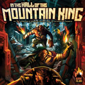 Buy In the Hall of the Mountain King only at Bored Game Company.