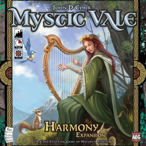 Buy Mystic Vale: Harmony only at Bored Game Company.
