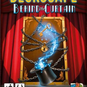 Buy Deckscape: Behind the Curtain only at Bored Game Company.