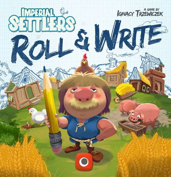 Buy Imperial Settlers: Roll & Write only at Bored Game Company.