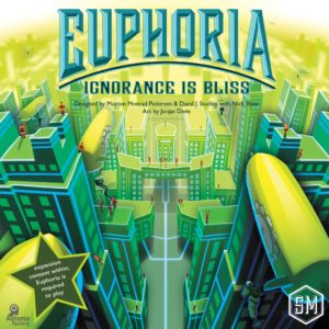 Buy Euphoria: Ignorance Is Bliss only at Bored Game Company.