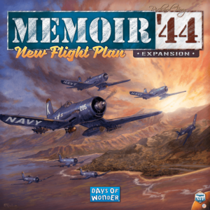 Buy Memoir '44: New Flight Plan only at Bored Game Company.