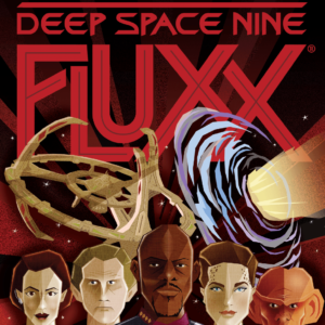 Buy Star Trek: Deep Space Nine Fluxx only at Bored Game Company.