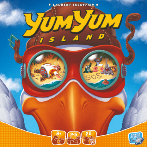 Buy Yum Yum Island only at Bored Game Company.