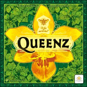 Buy Queenz: To Bee or Not to Bee only at Bored Game Company.