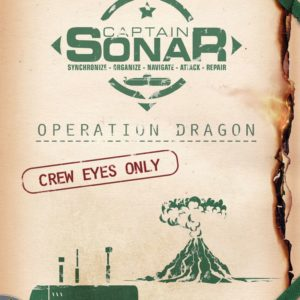 Buy Captain Sonar: Operation Dragon only at Bored Game Company.