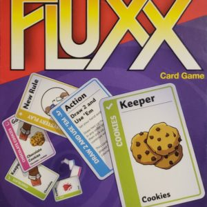 Buy Fluxx only at Bored Game Company.