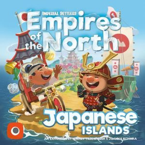 Buy Imperial Settlers: Empires of the North – Japanese Islands only at Bored Game Company.