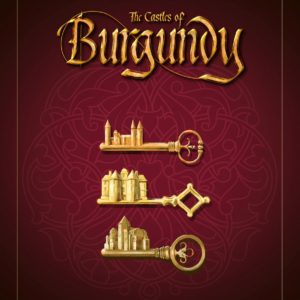 Buy The Castles of Burgundy only at Bored Game Company.