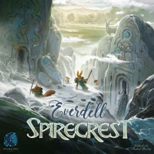 Buy Everdell: Spirecrest only at Bored Game Company.