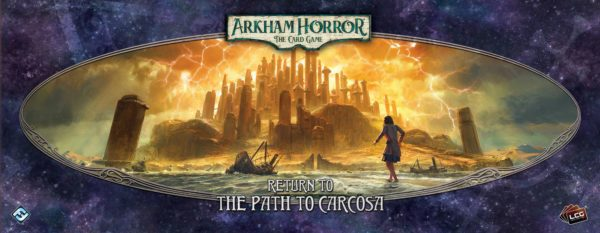 Buy Arkham Horror: The Card Game – Return to the Path to Carcosa only at Bored Game Company.