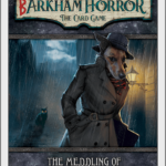 Buy Barkham Horror: The Card Game – The Meddling of Meowlathotep: Scenario Pack only at Bored Game Company.