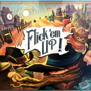 Buy Flick 'em Up! only at Bored Game Company.