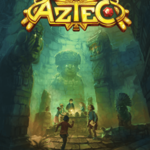 Buy Aztec only at Bored Game Company.