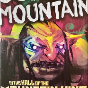 Buy In the Hall of the Mountain King: Cursed Mountain only at Bored Game Company.