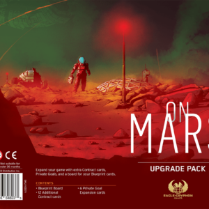 Buy On Mars: Upgrade Pack only at Bored Game Company.