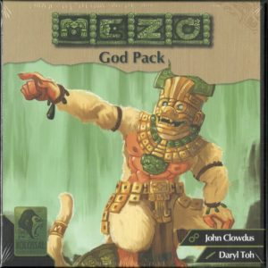 Buy Mezo: God Pack only at Bored Game Company.