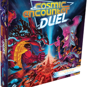 Buy Cosmic Encounter Duel only at Bored Game Company.