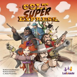 Buy Colt Super Express only at Bored Game Company.