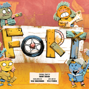 Buy Fort only at Bored Game Company.