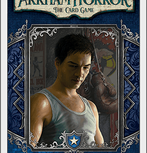Buy Arkham Horror: The Card Game – Nathaniel Cho: Investigator Starter Deck only at Bored Game Company.