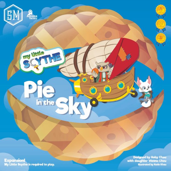 Buy My Little Scythe: Pie in the Sky only at Bored Game Company.
