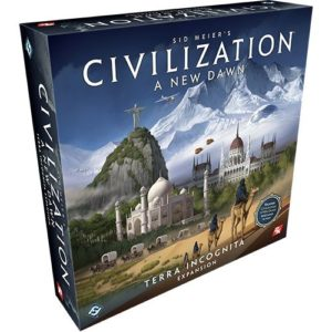 Buy Civilization: A New Dawn – Terra Incognita only at Bored Game Company.