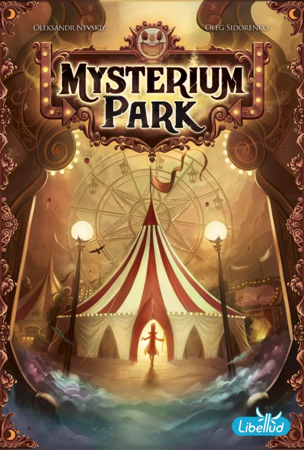 Buy Mysterium Park only at Bored Game Company.