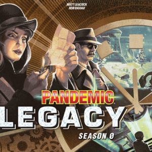 Buy Pandemic Legacy: Season 0 only at Bored Game Company.