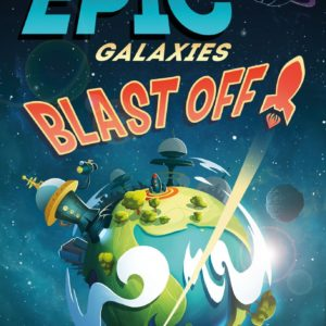 Buy Tiny Epic Galaxies BLAST OFF! only at Bored Game Company.