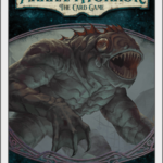 Buy Arkham Horror: The Card Game – In Too Deep: Mythos Pack only at Bored Game Company.
