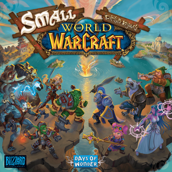 Buy Small World of Warcraft only at Bored Game Company.