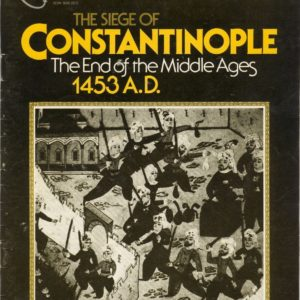 Buy The Siege of Constantinople: The End of the Middles Ages only at Bored Game Company.
