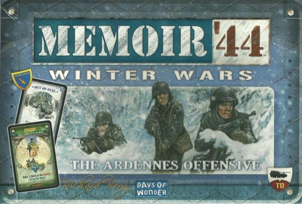 Buy Memoir '44: Winter Wars only at Bored Game Company.
