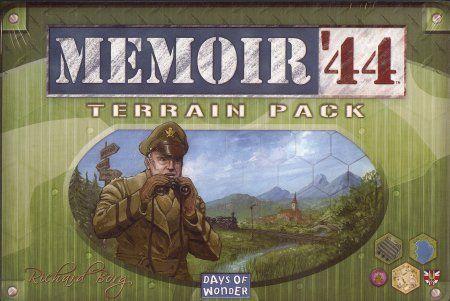 Buy Memoir '44: Terrain Pack only at Bored Game Company.
