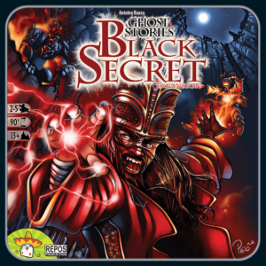 Buy Ghost Stories: Black Secret only at Bored Game Company.