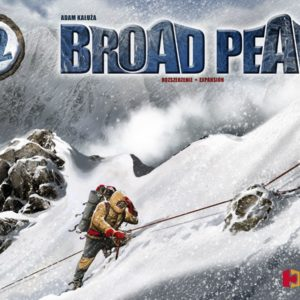 Buy K2: Broad Peak only at Bored Game Company.