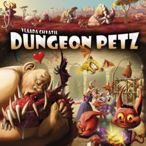 Buy Dungeon Petz only at Bored Game Company.