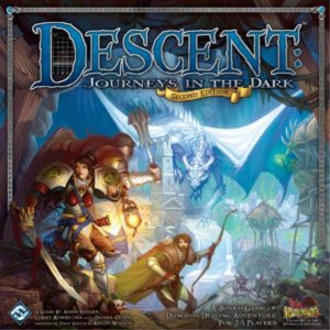 Buy Descent: Journeys in the Dark (Second Edition) only at Bored Game Company.