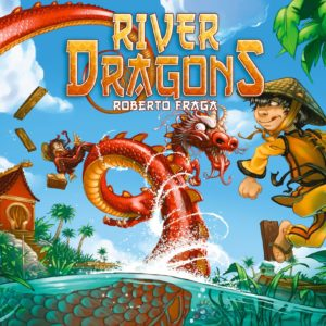 Buy River Dragons only at Bored Game Company.